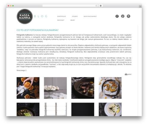 Free WordPress Wanna Isotope plugin - kaszamanna.com/gallery/fotografia-kulinarna