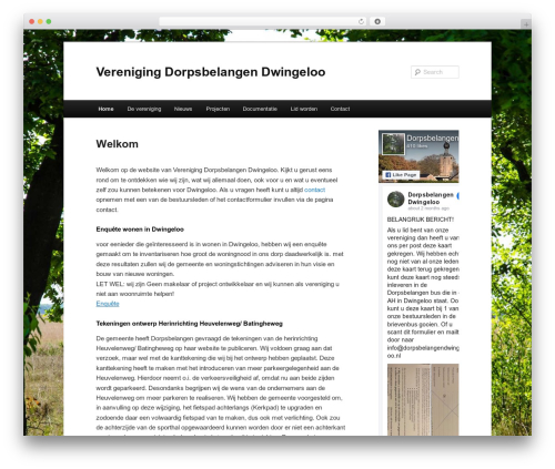 Twenty Eleven WordPress theme - dorpsbelangendwingeloo.nl