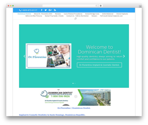 Free WordPress WP Customer Reviews plugin - dominicandentist.com