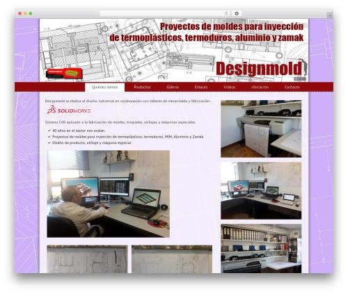 Free WordPress WP Simple Galleries plugin - designmold.es