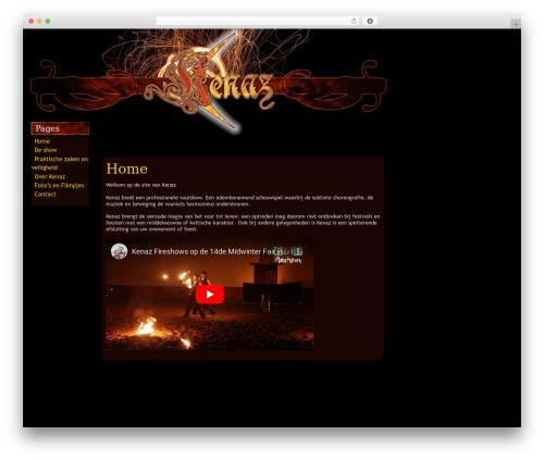 Free WordPress WP Simple Galleries plugin - kenazfireshows.nl
