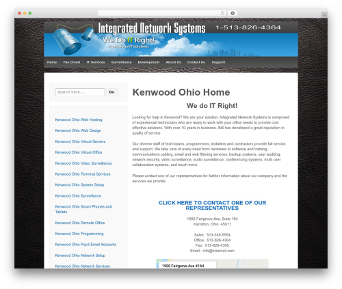 Free WordPress Custom Banners plugin - kenwoodohio.org