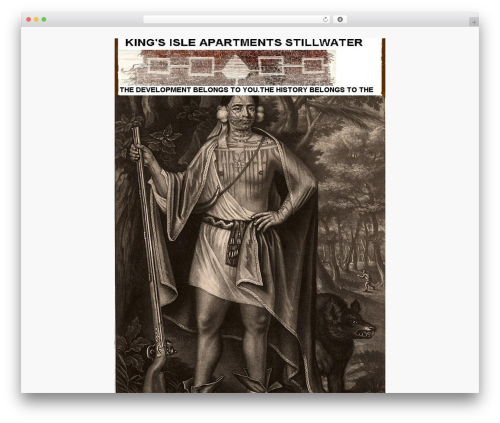 The J A Mortram WordPress template free - kingsisleapartmentsstillwater.com