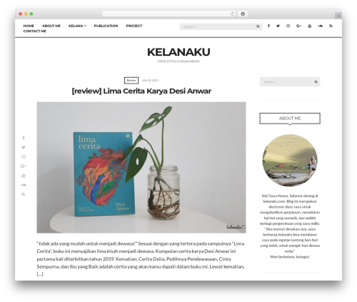 paperbag best WordPress template - kelanaku.com