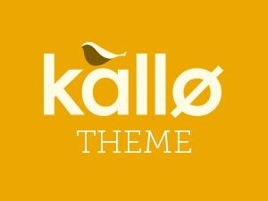 Template WordPress Kallo