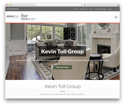Free WordPress jQuery Archive List Widget plugin - kevintollrealestate.com