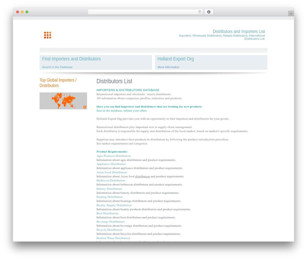 Proto Theme WordPress theme by Gradient Pixels - distributors