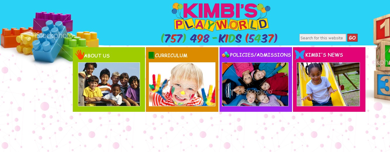 WP theme Kimbi_Playworld