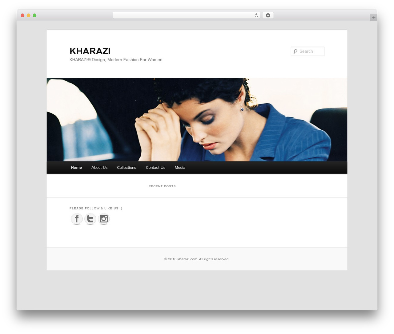 Twenty Eleven WordPress theme free download - kharazi.com