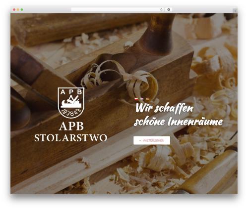 GRATA template WordPress - de.apbstolarstwo.pl