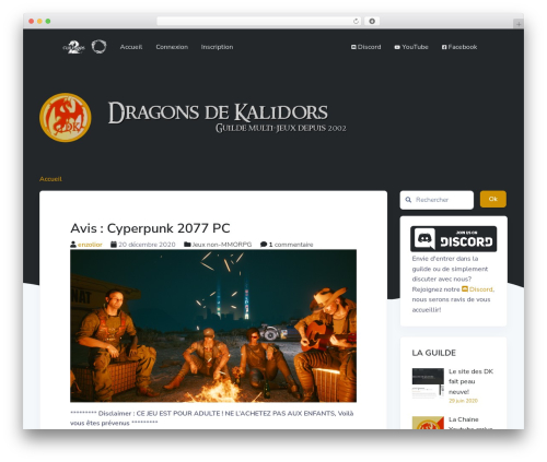Free WordPress Useful Banner Manager plugin - kalidors.com