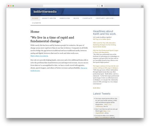 Free WordPress WP Simple Galleries plugin - keithrittermedia.com