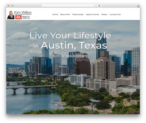 Free WordPress WP Socializer plugin - kimwilkinaustinrealtor.com