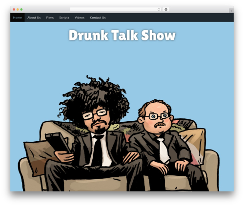 Theme WordPress Arcade Basic - dev.drunktalkshow.com