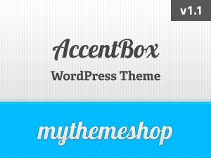 AccentBox best WooCommerce theme