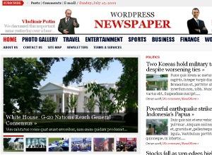 Advanced_Newspaper WordPress magazine theme