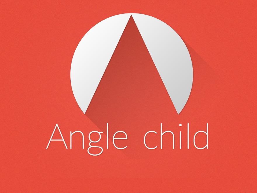 Angle Child Theme template WordPress