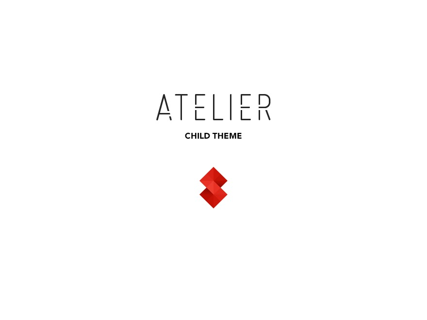 Atelier Child Theme best WooCommerce theme