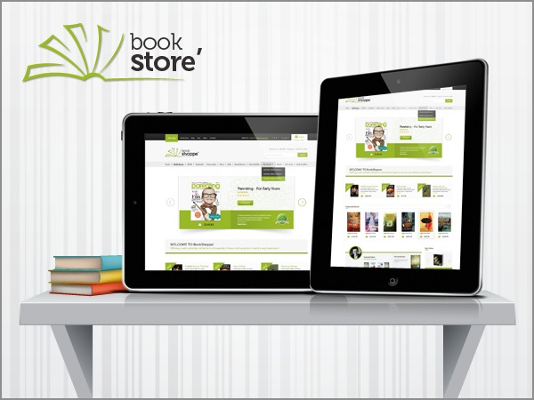 Book Store best WooCommerce theme