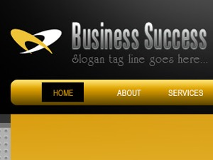 Business Success WordPress template for business