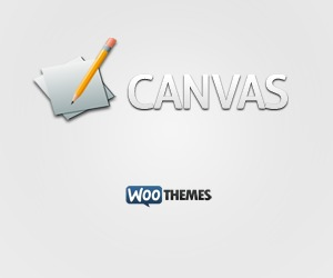 Canvas WordPress theme