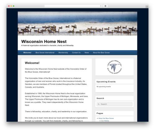 Catch Box WordPress template - wisconsinhomenest.org