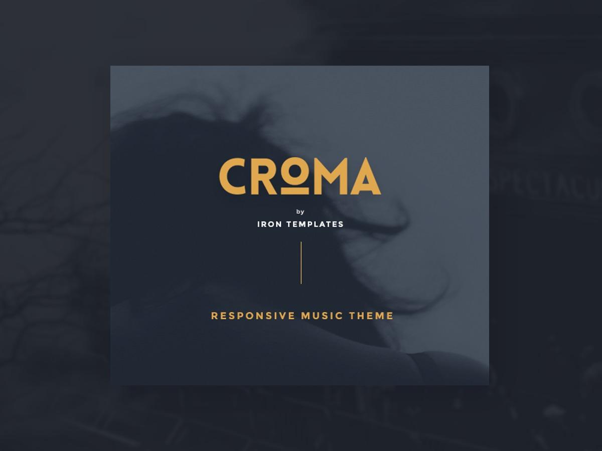 Croma WP theme