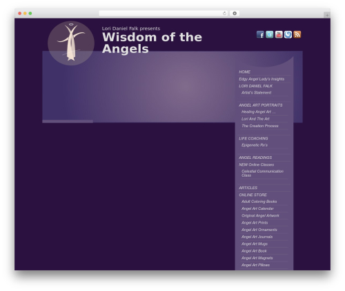 WordPress my-pinterest-badge plugin - wisdomoftheangels.com