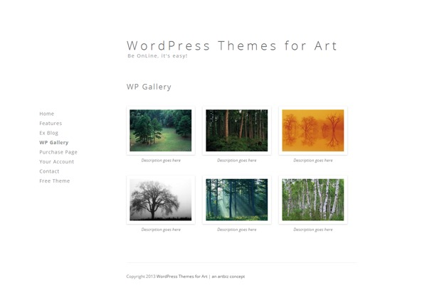 David theme WordPress