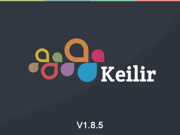 Keilir by Bluth Company business WordPress theme