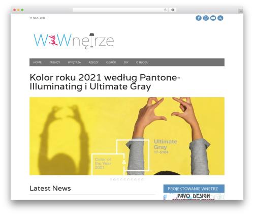 Free WordPress WP-Smooth-Scroll plugin - wjakwnetrze.pl