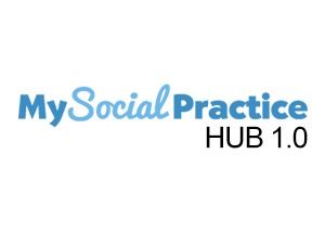 My Social Practice WordPress template