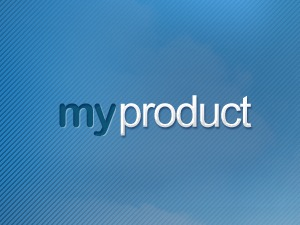 MyProduct WordPress template