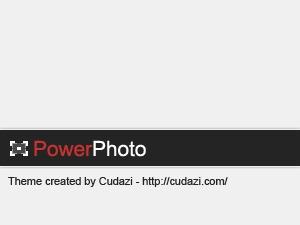 PowerPhoto by Cudazi WordPress theme