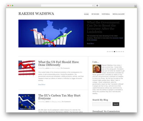 WordPress wp-showcase plugin - wadhwarakesh.com