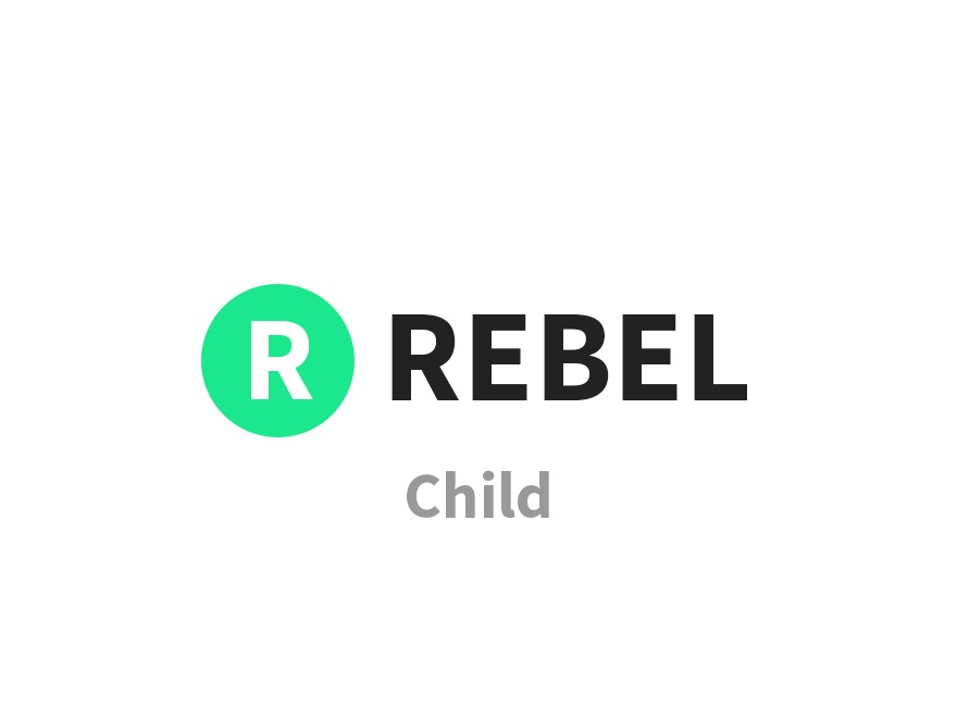 Rebel WP Child WordPress template for business