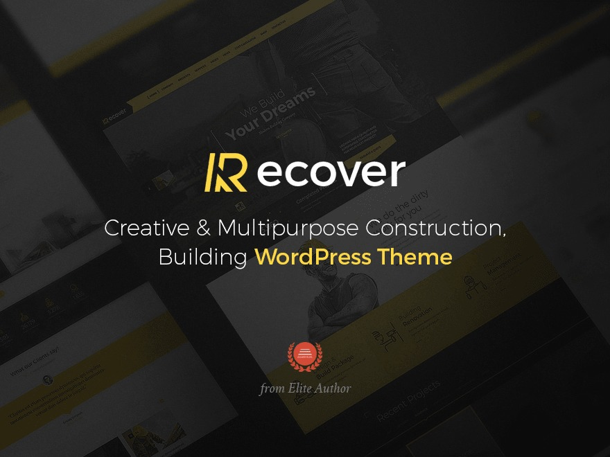 Recover theme WordPress