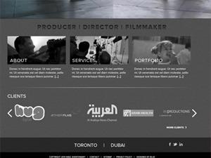 Template WordPress Custom Theme