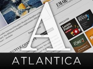 Theme WordPress Atlantica