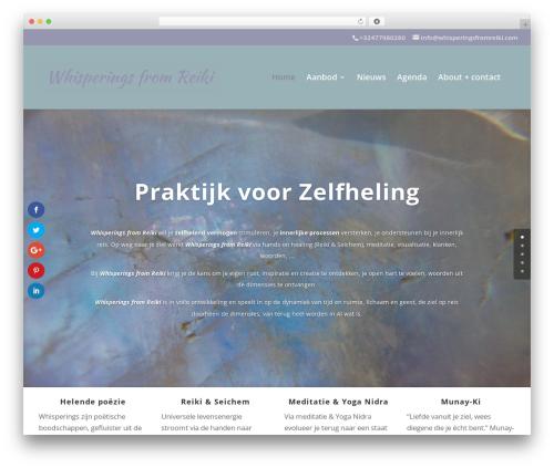 WordPress monarch plugin - whisperingsfromreiki.com