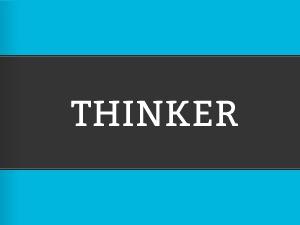 Theme WordPress Thinker