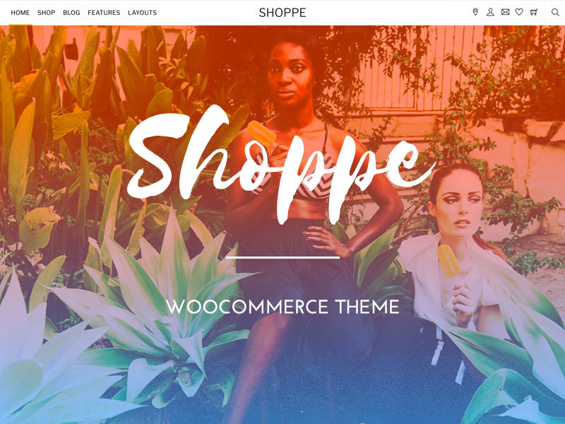 Themify Shoppe WordPress ecommerce theme