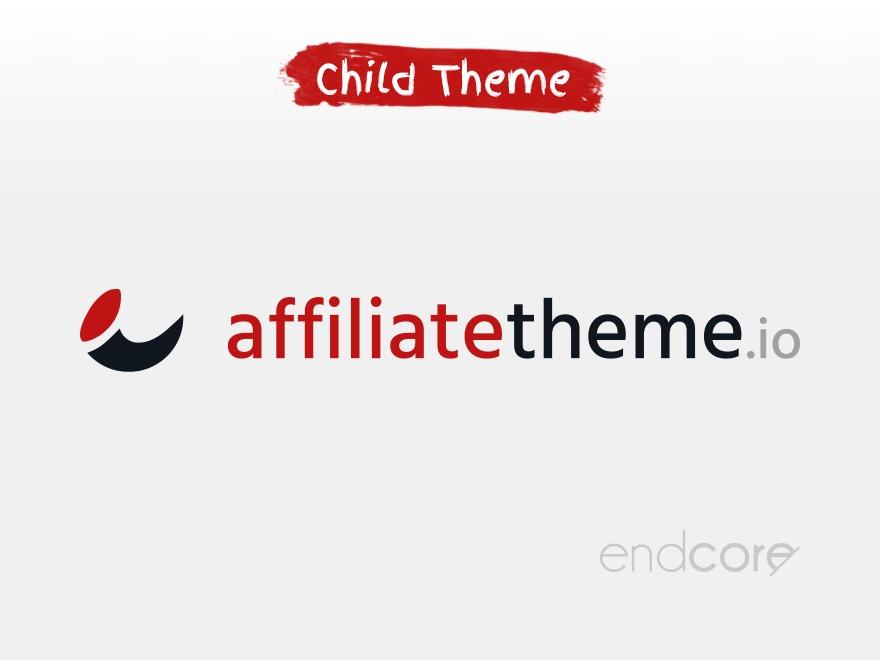 WordPress theme Affiliate Theme - Child