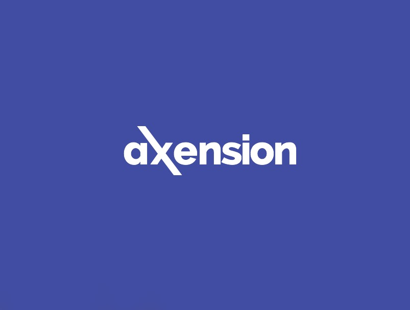 WordPress theme Axension