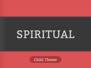 WordPress theme Spiritual Child Theme
