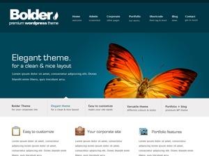 WP template Bolder
