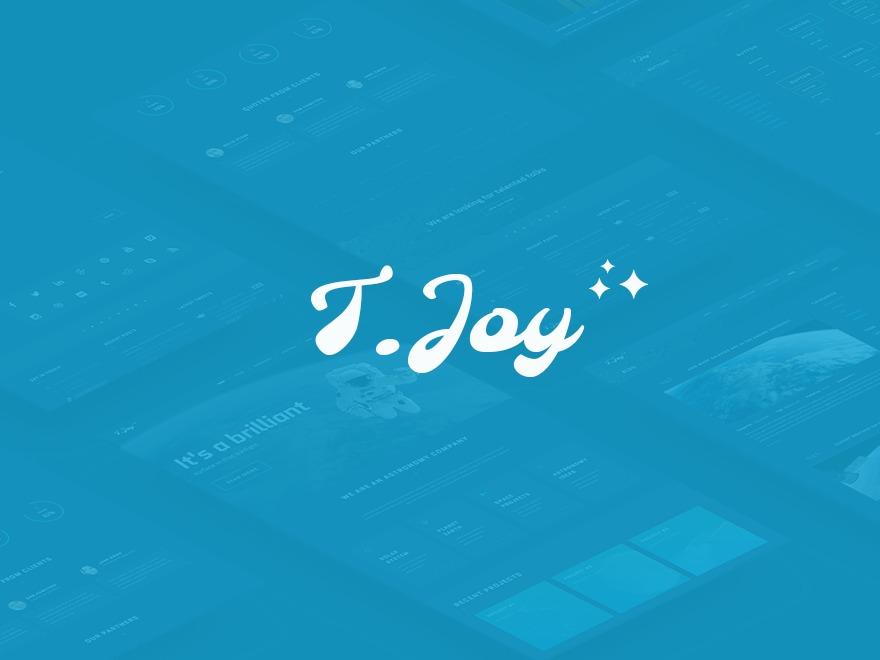 WP template T.Joy
