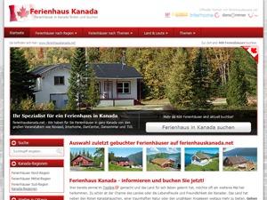 Best WordPress theme ferienhauskanada.net