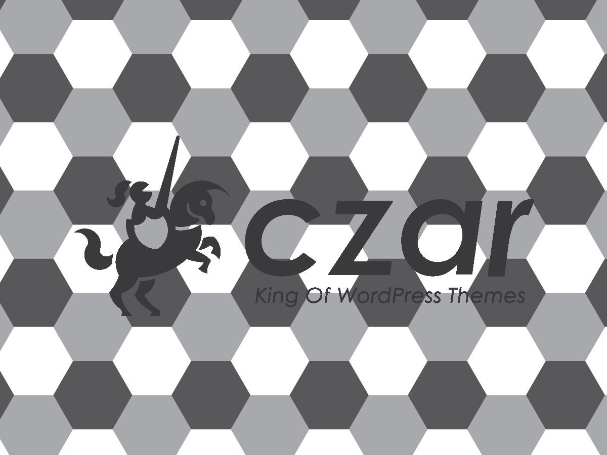 Czar company WordPress theme