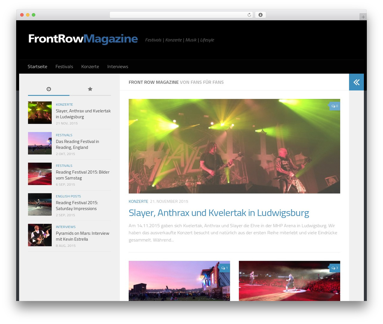 Musik wordpress theme free download by carolina nymark page 4.